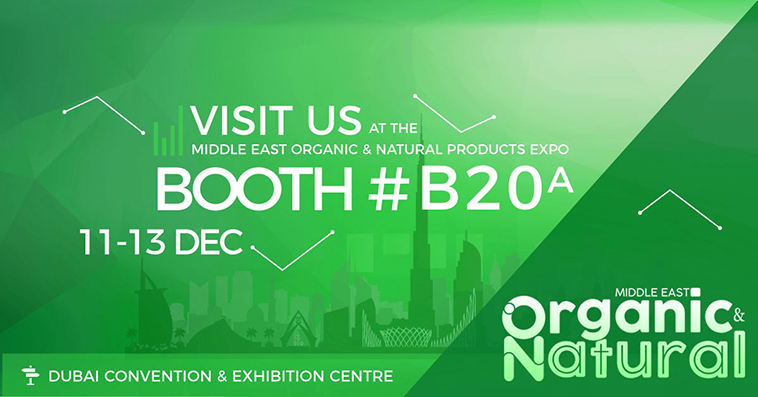 Middle East Natural And Organic Products Expo